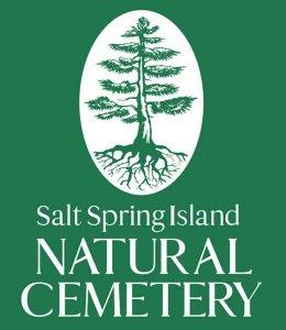 Salt Spring Island Cemetery Logo